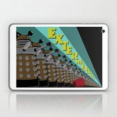 Exterminate! Laptop & iPad Skin