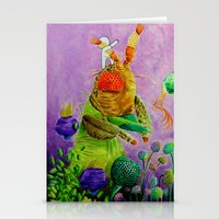 STELLARVIRUS Stationery Cards