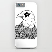 iPhone & iPod Case featuring Eagle Eye (Try Something Different) by celtadri