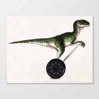 Eureka! Canvas Print
