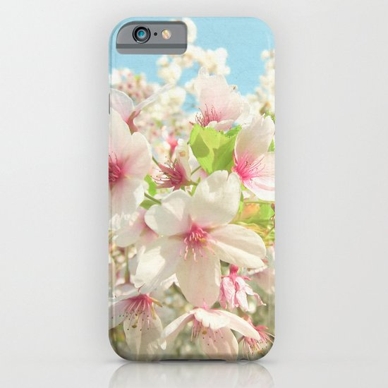 Spring Blossom iPhone & iPod Case