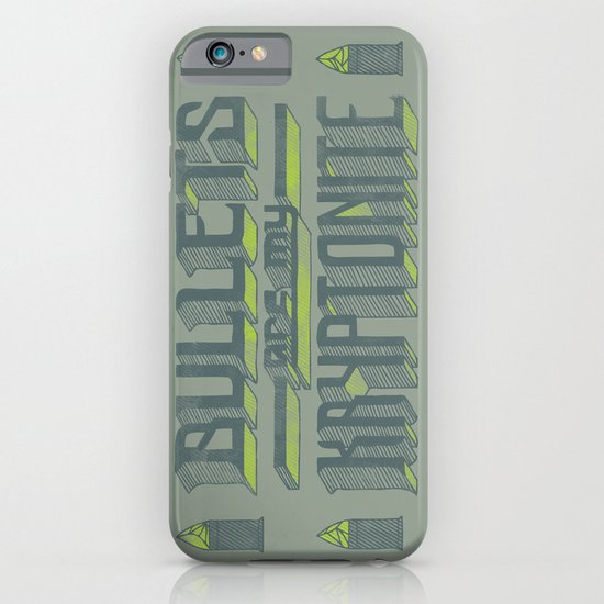Kryptonite iPhone & iPod Case