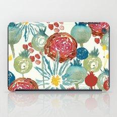 Wildflower Desert iPad Case