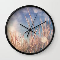 Prelude to Dusk Wall Clock
