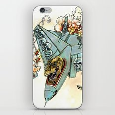 Tyrannosquadron Rex! iPhone & iPod Skin