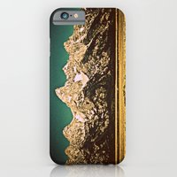 iPhone & iPod Case featuring Grand Tetons by Melanie Ann