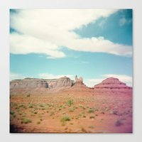 Drive By Shooting Canvas Print