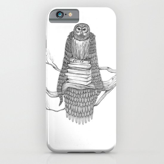 The Owl- Feathered iPhone & iPod Case