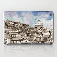 Rome, Aventino iPad Case