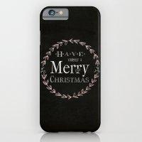 Merry Christmas iPhone 6 Slim Case