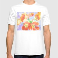 T-shirt featuring Soft Beautiful Tulips by Annie Zeno