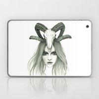 Zodiac - Aries Laptop & iPad Skin