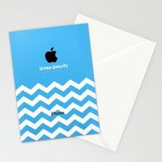 Apple Society Stationery Cards