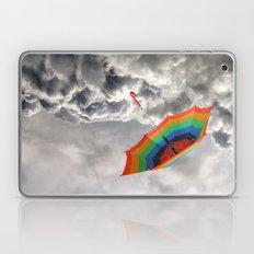 Stormy weather Laptop & iPad Skin