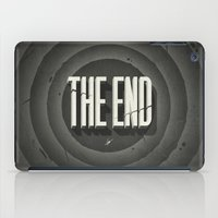 The End iPad Case