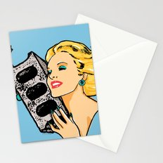 All Desires Turn to Concrete - American Oddities #1 Stationery Cards