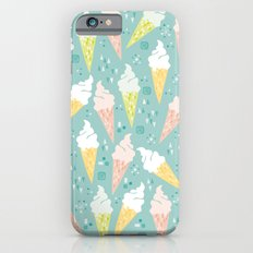 Ice Cream Cones iPhone 6 Slim Case