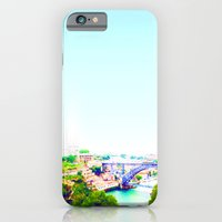 iPhone & iPod Case featuring Porto - Portugal by Louise