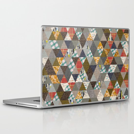 Scraps Laptop & iPad Skin