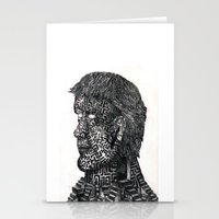 Maze ID Stationery Cards