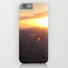 Sunset in Seoul iPhone 6 Slim Case