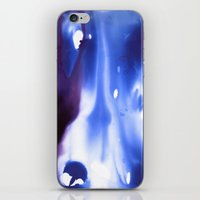 Liquid Blue iPhone & iPod Skin
