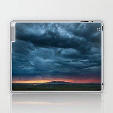 Salt Lake Sky Laptop & iPad Skin