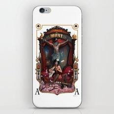 Cirque du Mort iPhone & iPod Skin