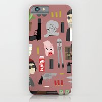 iPhone & iPod Case featuring Leon  by Max the Kid