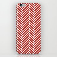 Herringbone Candy iPhone & iPod Skin