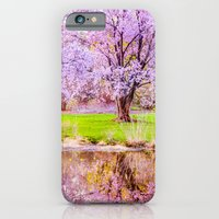 Spring at Arnold Arboretum iPhone 6 Slim Case