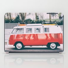 Combi car 4 iPad Case