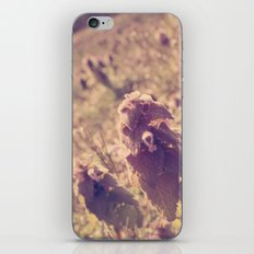 Growing Tall iPhone & iPod Skin