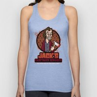 Jack's Caretaker Services Unisex Tank Top