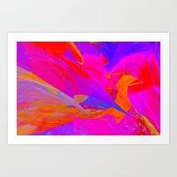 Flying High By Sherri Of… Art Print