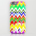 Waves of Colour iPhone & iPod Case