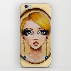 Edie Eyes iPhone & iPod Skin