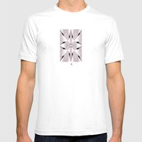 In Mens Fitted Tee White SMALL