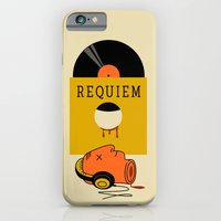 Requiem iPhone 6 Slim Case