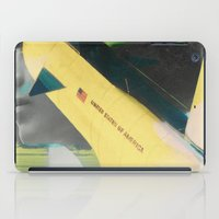 Rocket Girl iPad Case