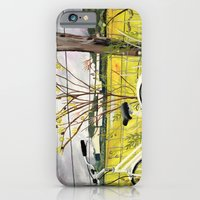 iPhone & iPod Case featuring To the Secret Forest by Samantha Groenestyn