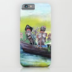 Pirate Booty Beach iPhone 6 Slim Case