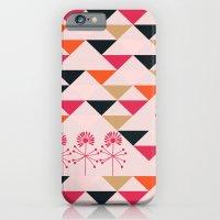 iPhone & iPod Case featuring My Garden by Menina Lisboa