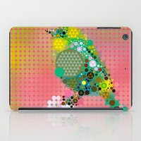 Green Bird iPad Case