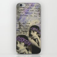 KIKI iPhone & iPod Skin
