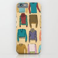 iPhone & iPod Case featuring Thanks Grandma! by Zeke Tucker