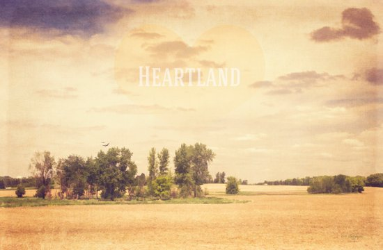 The Heartland Art Print