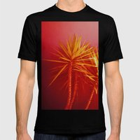 Plantlife Mens Fitted Tee Black SMALL