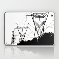 I Heart Your Electricity… Laptop & iPad Skin