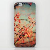 iPhone & iPod Skin featuring Remnants by Olivia Joy StClaire